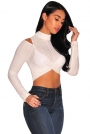 white-textured-arched-long-sleeves-crop-top