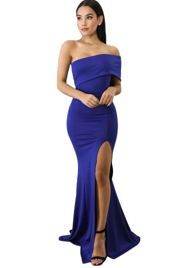 One Sleeve Prom Dresses